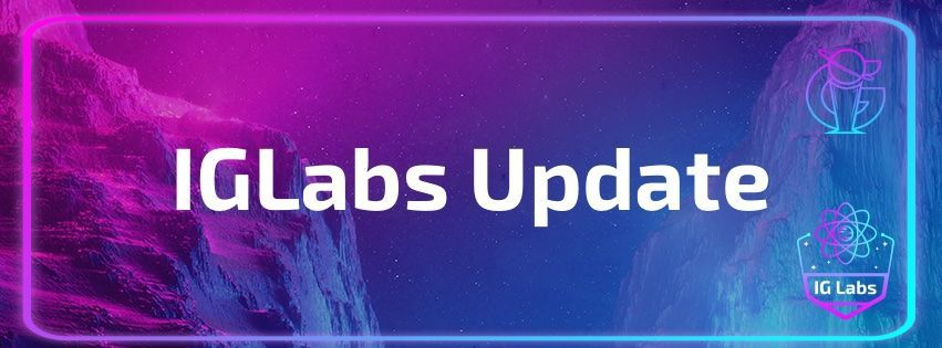 IGLabs Update: Change in ORB : IGG rate in 30 days!
