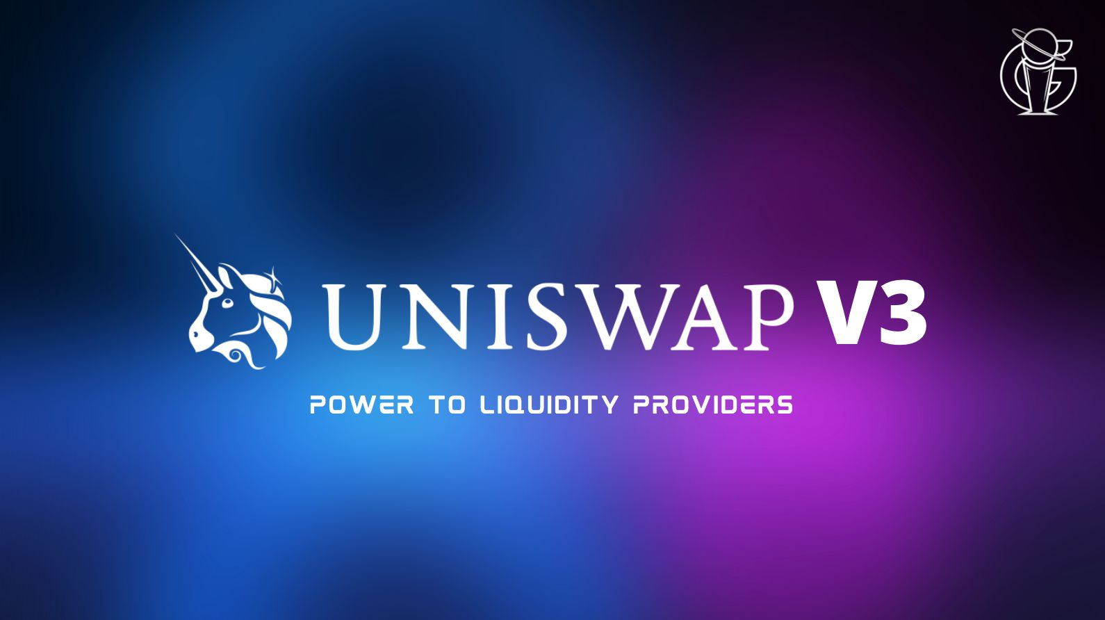 Uniswap v3 is now live!