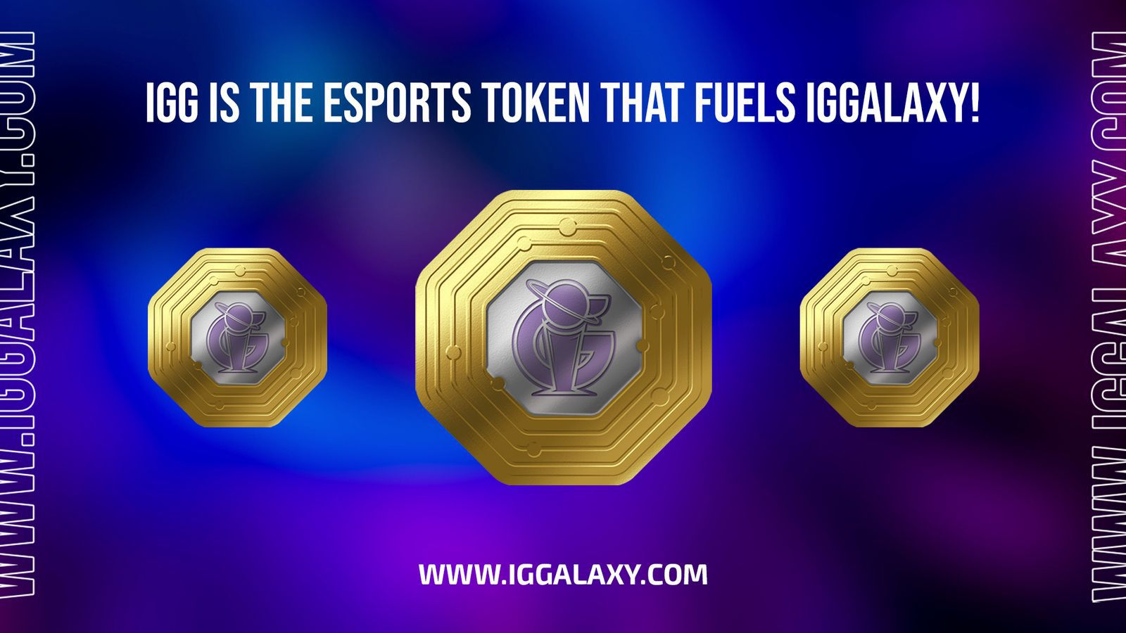 IGG: The esports token of IGGalaxy!