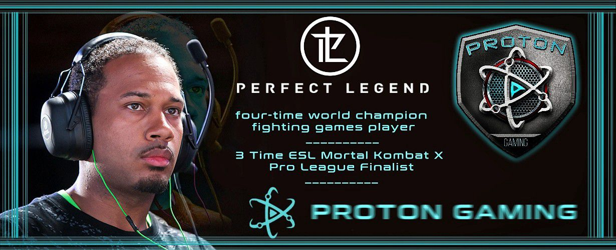 Proton Gaming sign Perfect Legend