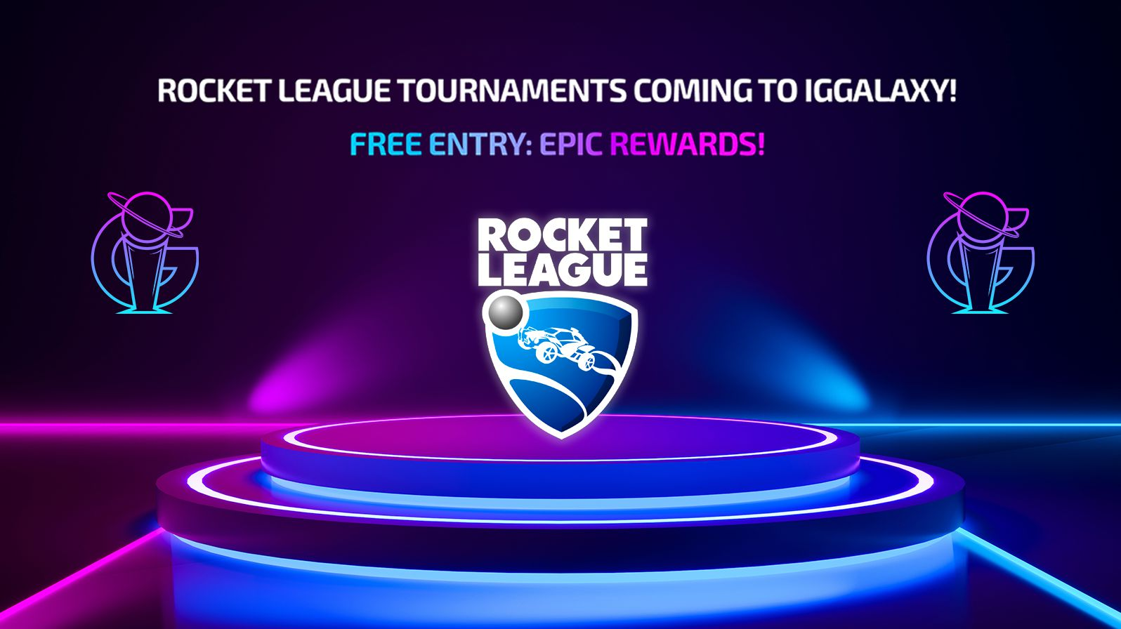 Rocket League tournaments coming to IGGalaxy!