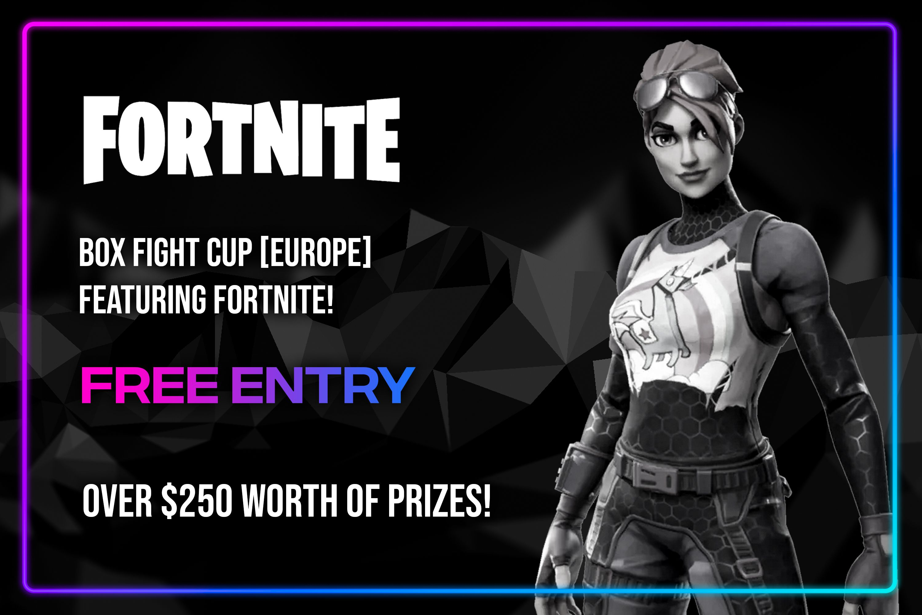 InterMatic Season 1: Box Fight Cup, ft Fortnite [Europe]!