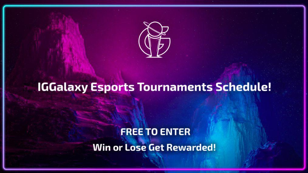 IGGalaxy esports tournament schedule: 05/10/2020-11/10/2020