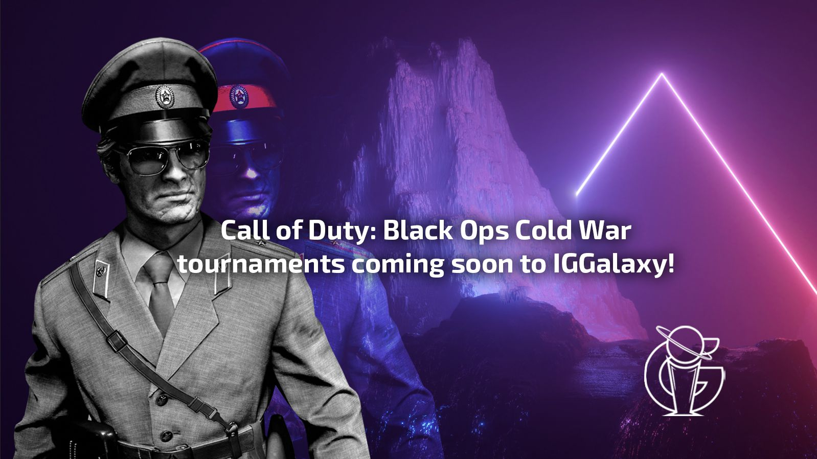 Call of Duty: Black Ops Cold War tournaments coming soon to IGGalaxy!