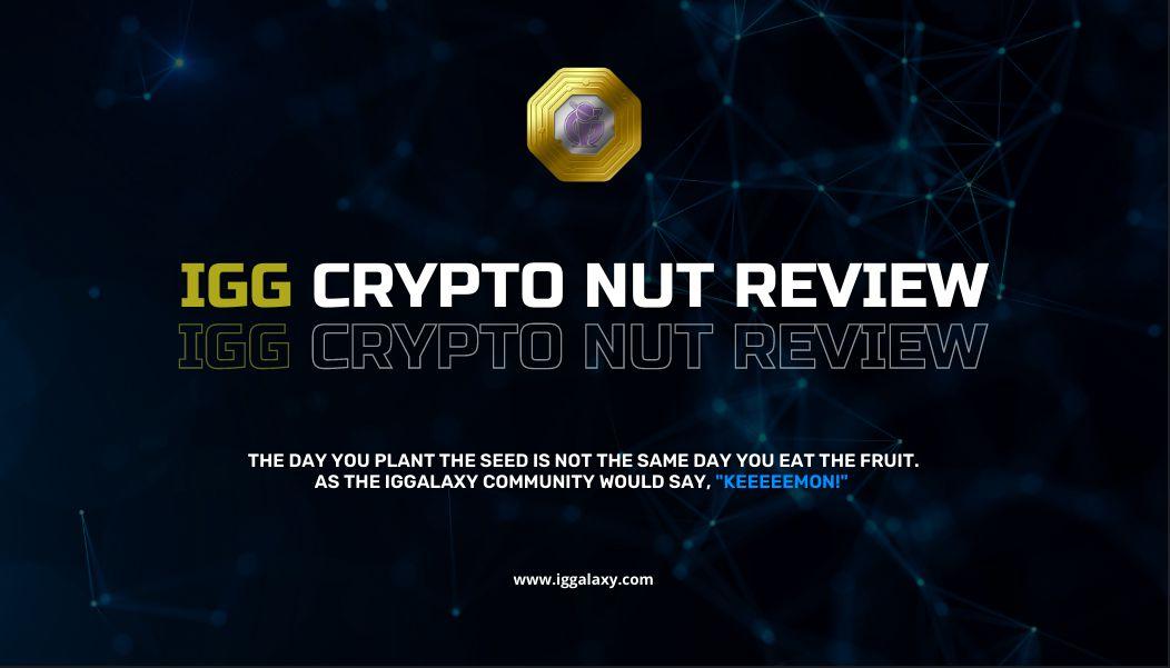 CRYPTONUT PRESENTS IGGalaxy!