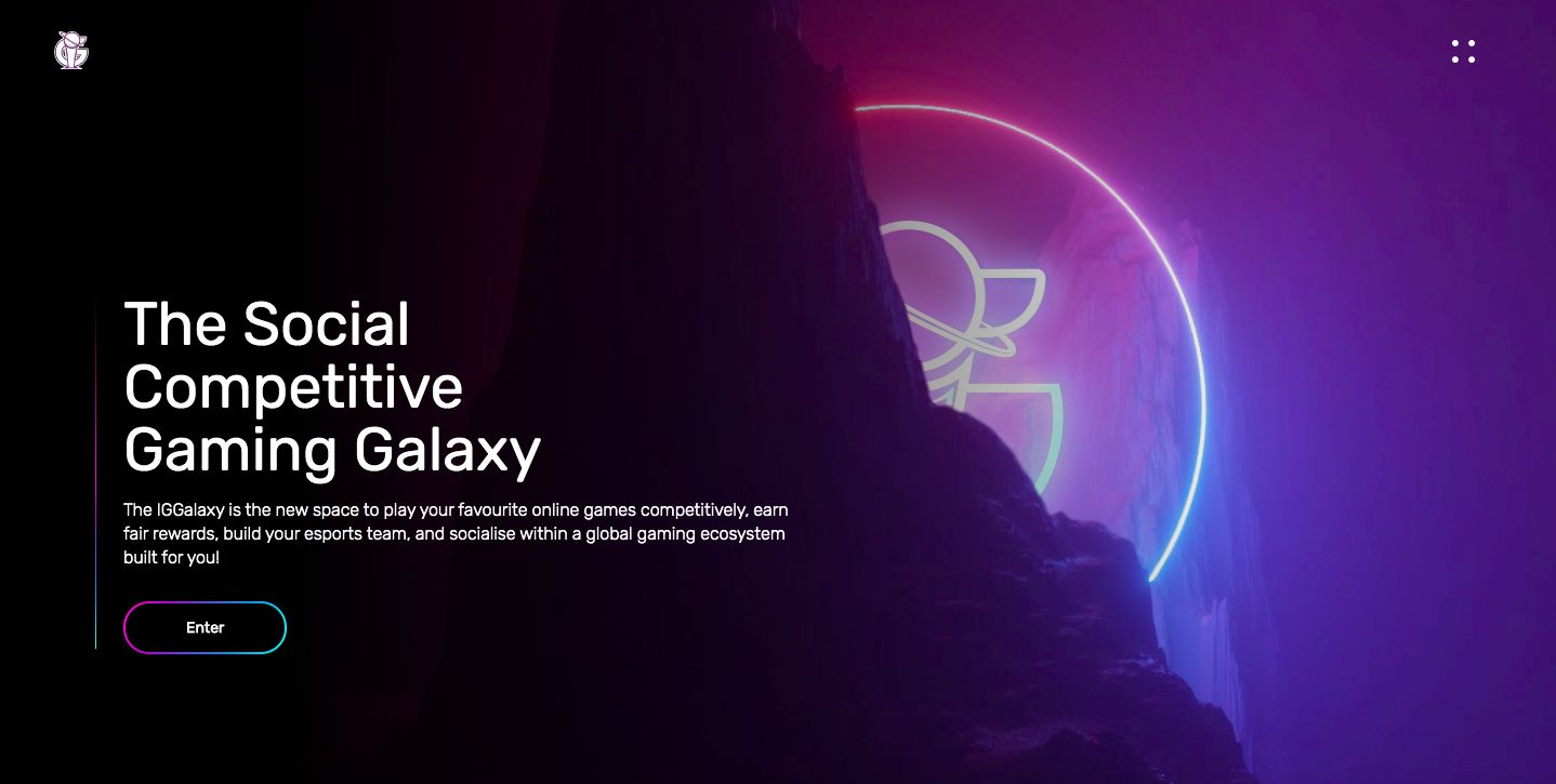 IGGalaxy revamped website launched with the public beta release