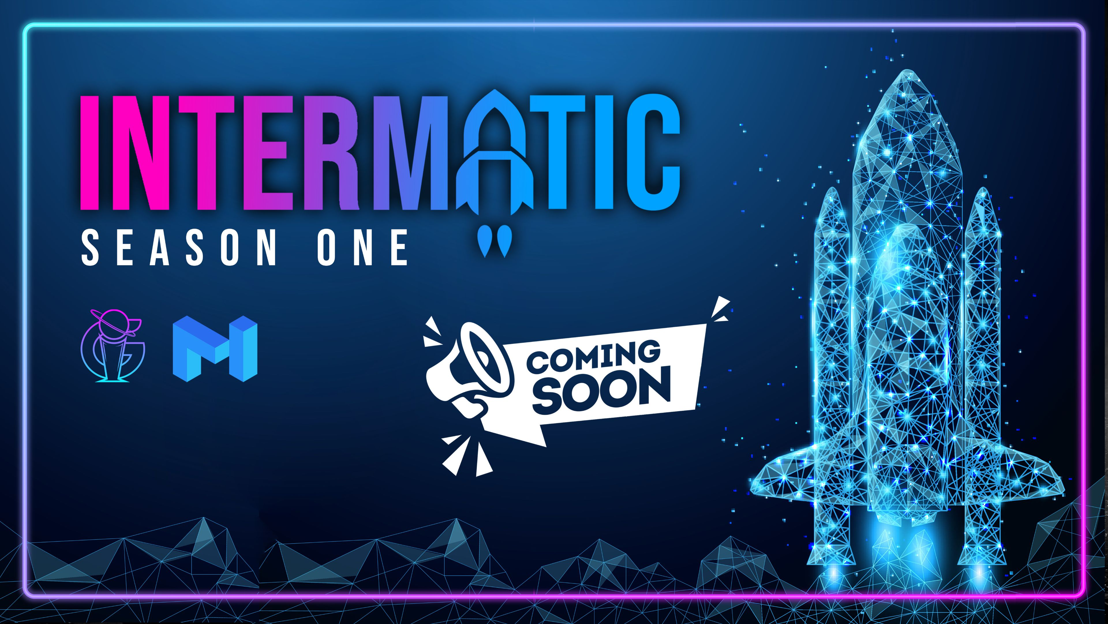 InterMatic Series Season 1 will start on Monday 9 November 2020!