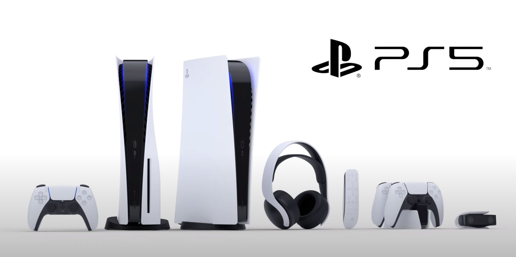 First look at the new PlayStation 5 console!